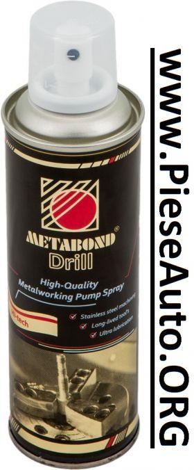 Metabond Drill - tratament prelucrarea metalului